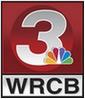 Channel 3 WRCB logo