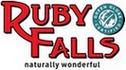 Ruby Falls logo