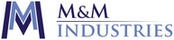 M and M Industries logo